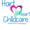 Hart 2 Heart Childcare Logo