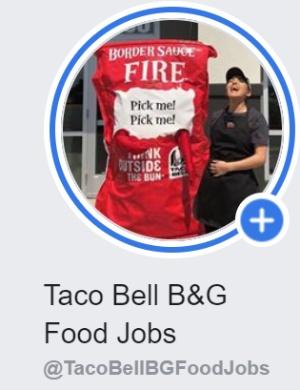 B&G Food/Tacobell Logo