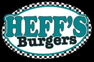 Heff's Burgers TTU Logo