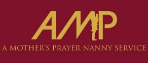A Mother's Prayer Nanny Service Logo