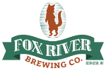 Fox River Brewery Waterfront Restaurant and Brewery - Oskosh Logo