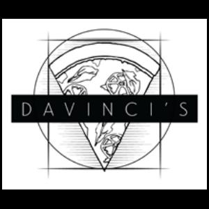 DaVinci's Pizzeria Logo
