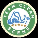 Team Clean Scene Logo