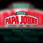Papa John's Pizza, W Grant Line Rd, Tracy, CA, USA Logo