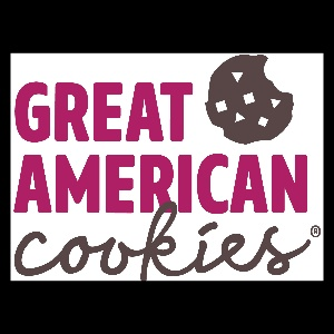 Great American Cookie/Pretzelmaker Logo