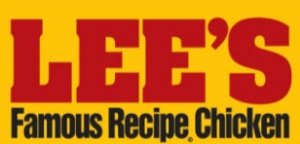 Lee's Famous Recipe Logo