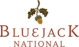 Bluejack National Logo