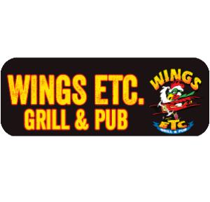 Wings Etc. Grill & Pub Logo