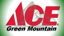 Green Mountain Ace Hardware Logo