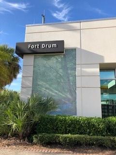 Fort Drum Shell Logo