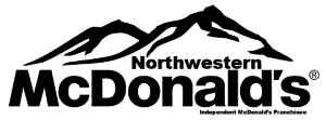 Northwestern McDonald's Logo