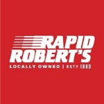 Rapid Robert's, Inc. Logo