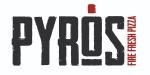 Pyro's Fire Fresh Pizza Logo