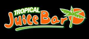 Tropical Juice bar Logo