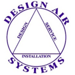 Design Air Systems Logo