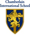 Chamberlain School Logo