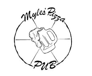 Myles Pizza Pub Logo