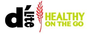 D'Lite Healthy On The Go Logo