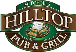Hilltop Pub & Grill Logo