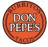 Don Pepes Burritos and Tacos  Logo