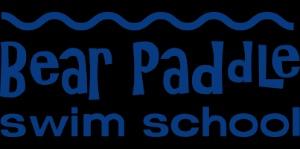 Bear Paddle Swim School Logo