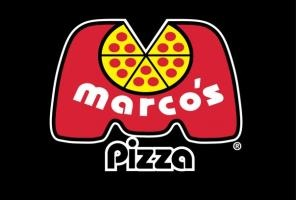 Marco's Pizza, an independently owned franchise Logo