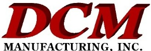 DCM Manufacturing, Inc. Logo