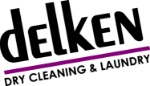 delken dry cleaners and laundromats Logo