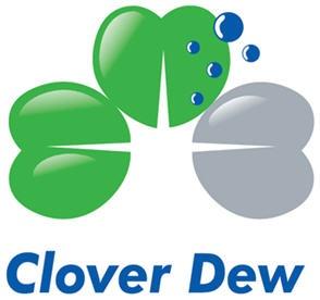 Clover Dew Market Logo
