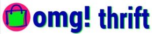 OMG! Thrift Logo