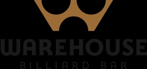 Warehouse Billiard Bar Logo