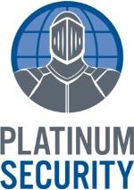 Platinum Security Logo