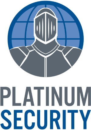 Platinum Security Logo