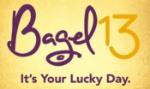 Bagel 13 Logo