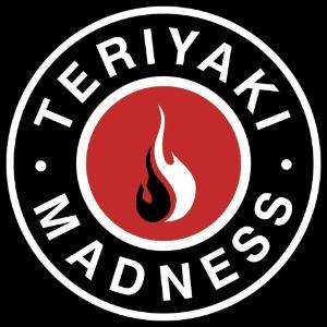 Teriyak Madness  Logo