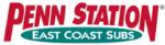 Penn Station East Coast Subs Logo