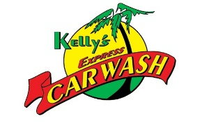 Kelly's Express Car Wash Logo