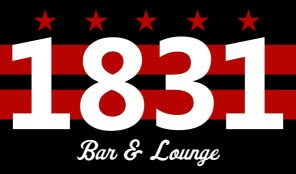 1831 Bar & Lounge Logo