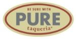PURE taqueria Logo