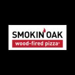 Smokin' Oak Wood-Fired Pizza Logo