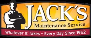 Jack's Maintenance Service Logo