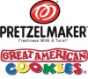 Great American Cookie Co / PretzelMaker Logo