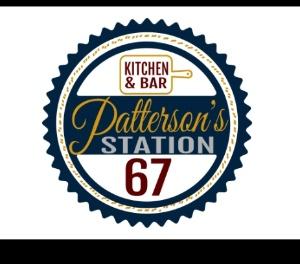 Pattersons Station 67 Logo