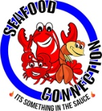 Seafood Connection Houston Logo