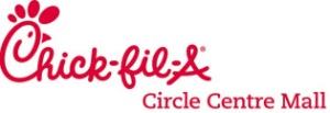 Chick-fil-A at Circle Centre Mall Logo