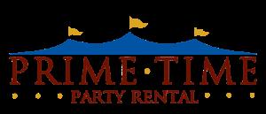 Prime Time Party Rental Logo