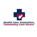 Health Care Associates and Community Care Givers Logo