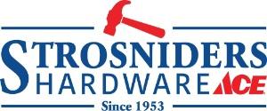 Stosniders Hardware Logo
