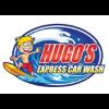 Hugo's Express Car Wash Logo