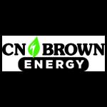 CN Brown Logo
